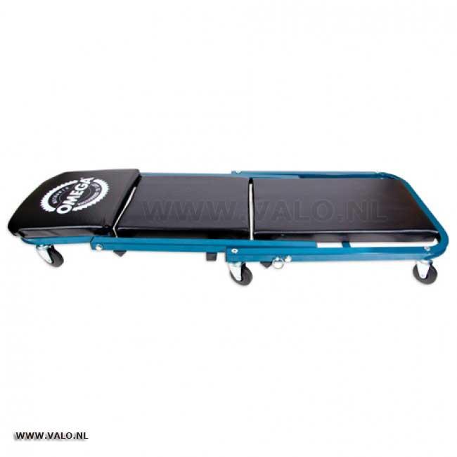Fabulous Opvouwbaar werkplaatsstoeltje naar ligbed Omega CP-9605 @ Valo YY19